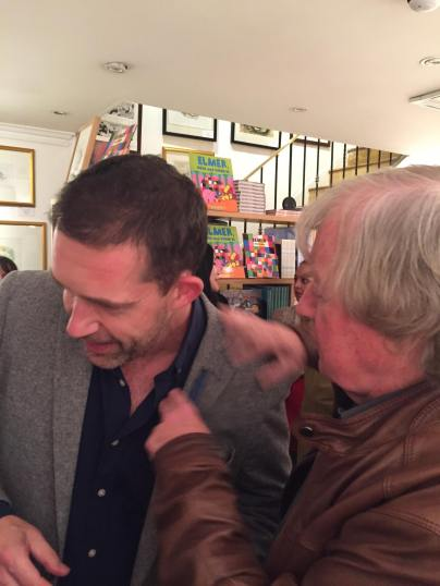 David McKee and Chris Mould