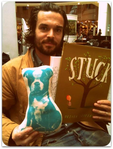 Oliver Jeffers @OliverJeffers